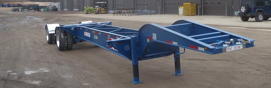 Superslider  Triaxle Chassis Slider Image at Pennlease.com
