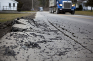 Road Damage from Overweight Freight- Intermodal Freight Transportation- Penn Lease
